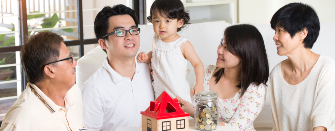 Helping your children buy a home