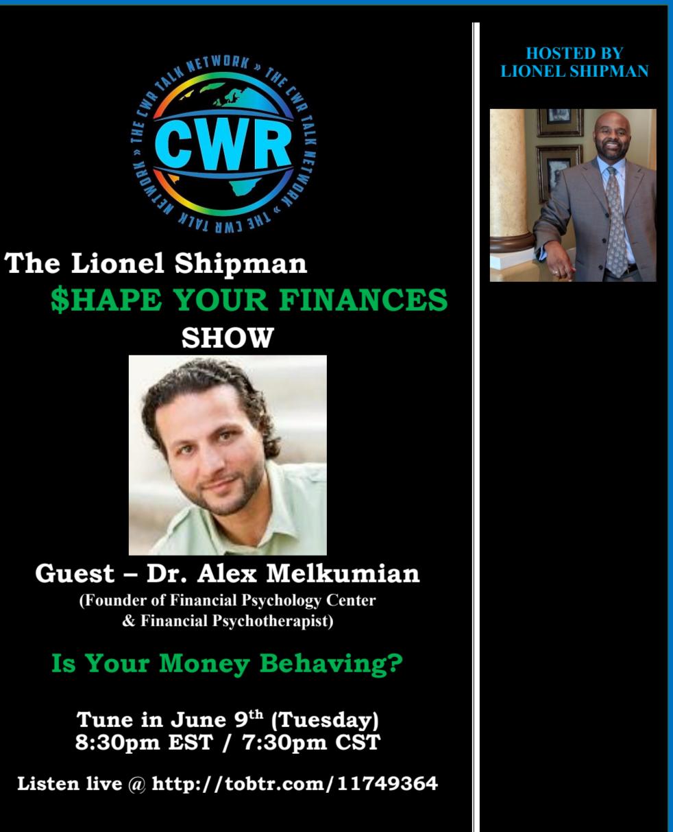 Shape Your Finances Show